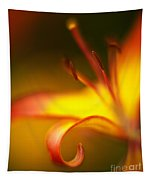 Lily Curls Tapestry
