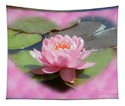 Lily Hearted Tapestry