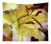 Lily In The Rain 1799 Idp_2 Tapestry