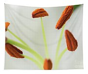 Lily Macro 2 Tapestry