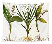 Lily-of-the-valley Tapestry