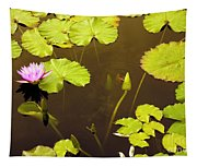 Lily Pads 1 Tapestry