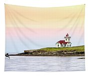 Lime Kiln II Tapestry
