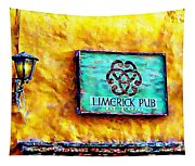 Limerick Pub Tapestry