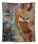 Lingerie 57 Tapestry