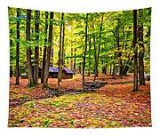 Linn Run Pennsylvania 2 - Paint Tapestry