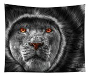 Lion Lady   -3 Tapestry