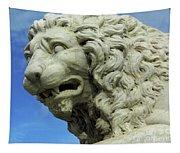 Lions Roar Tapestry