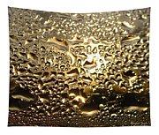 Liquid Gold Tapestry