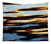 Liquid Setting Sun Tapestry