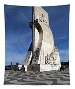 Lisbon 13 Tapestry