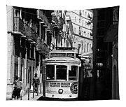 Lisbon Trolley 16b Tapestry