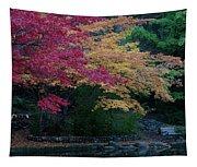 Litha Park Ashland Oregon Tapestry