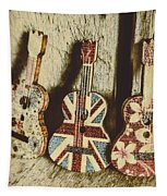 Little Britain, Big Sounds Tapestry