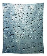 Little Drops Of Rain Tapestry