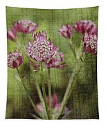 Little Pink Jewels Tapestry