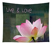 Live N Love - - 0333-15a Tapestry