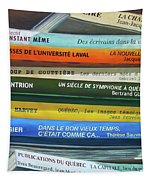 Livres ... Tapestry