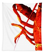 Lobster - The Left Side Tapestry