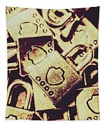 Locks From Sheriff Penitentiary Tapestry