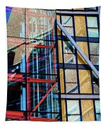 London Bankside Architecture 1 Tapestry