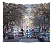London Thoroughfare Tapestry