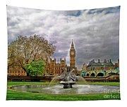 London's Big Ben  Tapestry