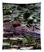 Lone Duck Tapestry