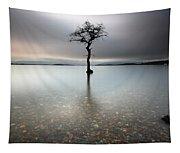 Lone Tree Loch Lomond Tapestry