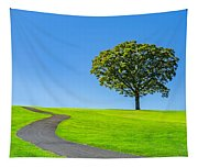 Lone Tree Tapestry