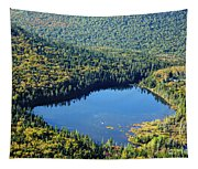 Lonesome Lake - White Mountains New Hampshire Usa Tapestry