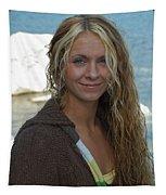 Long Long Hair Tapestry