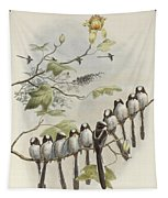 Long-tailed Tit  Tapestry