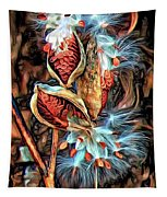 Lord Of The Dance - Paint Tapestry