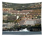 Los Gigantes From The Sea Tapestry