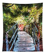 Lost Bridge Tapestry