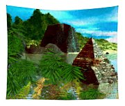 Lost City Tapestry