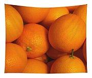 Lots Of Oranges Tapestry