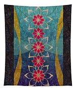 Lotus Garden Tapestry