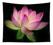 Lotus In The Limelight Tapestry