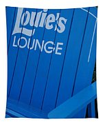 Louie S Lounge Tapestry