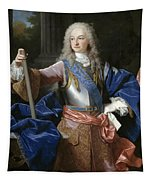 Louis De Bourbon Of Savoy. Prince Of Asturias. Later Louis I Of Spain  Tapestry