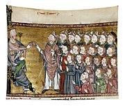 Louis Ix (1214-1270) Tapestry