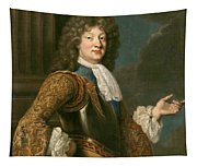 Louis Of France The Grand Dauphin Tapestry