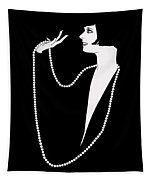 Louise Brooks Tapestry