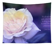 Love And Compassion Tapestry