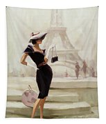 Love, From Paris Tapestry
