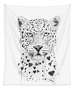 Lovely Leopard Tapestry