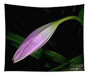 Lovely Lilies Sleeping Bloom Tapestry