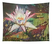 Lovely Waterlilies 2 Tapestry